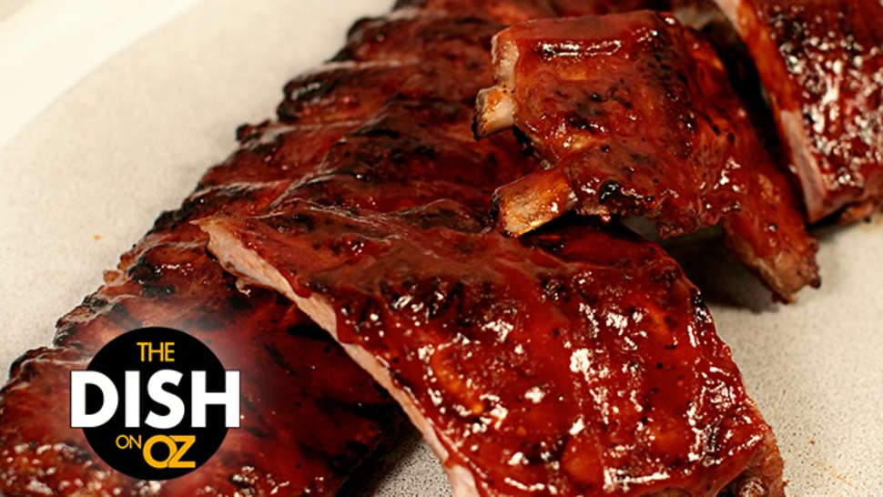 Spicy Margarita-Marinated Ribs