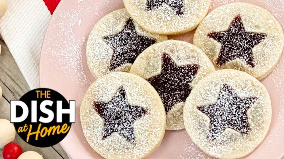 Cranberry Pookies