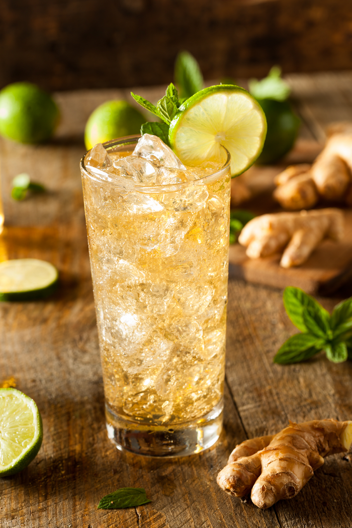 Ginger Lemon Sipper