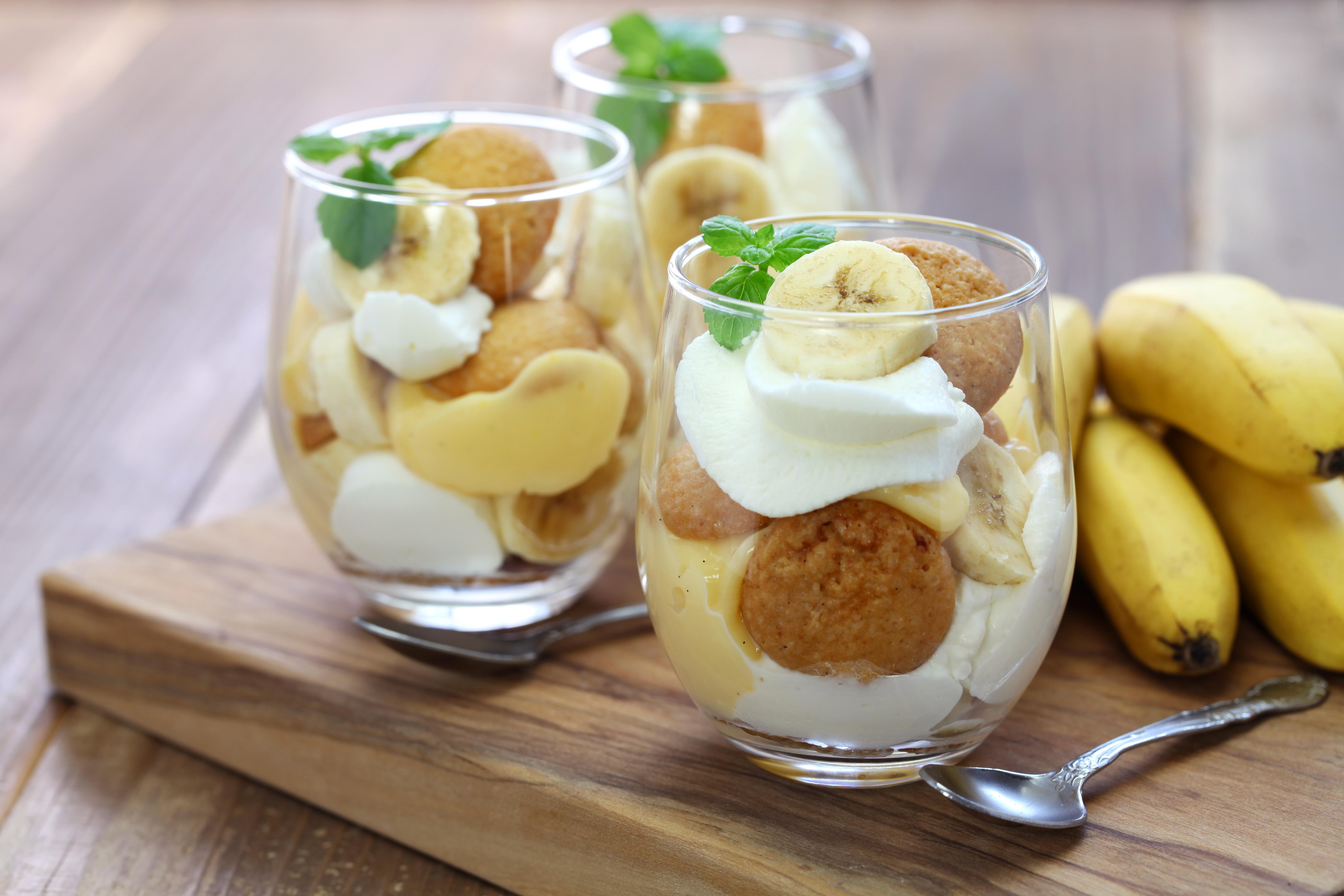 My Nana's Banana's Pudding