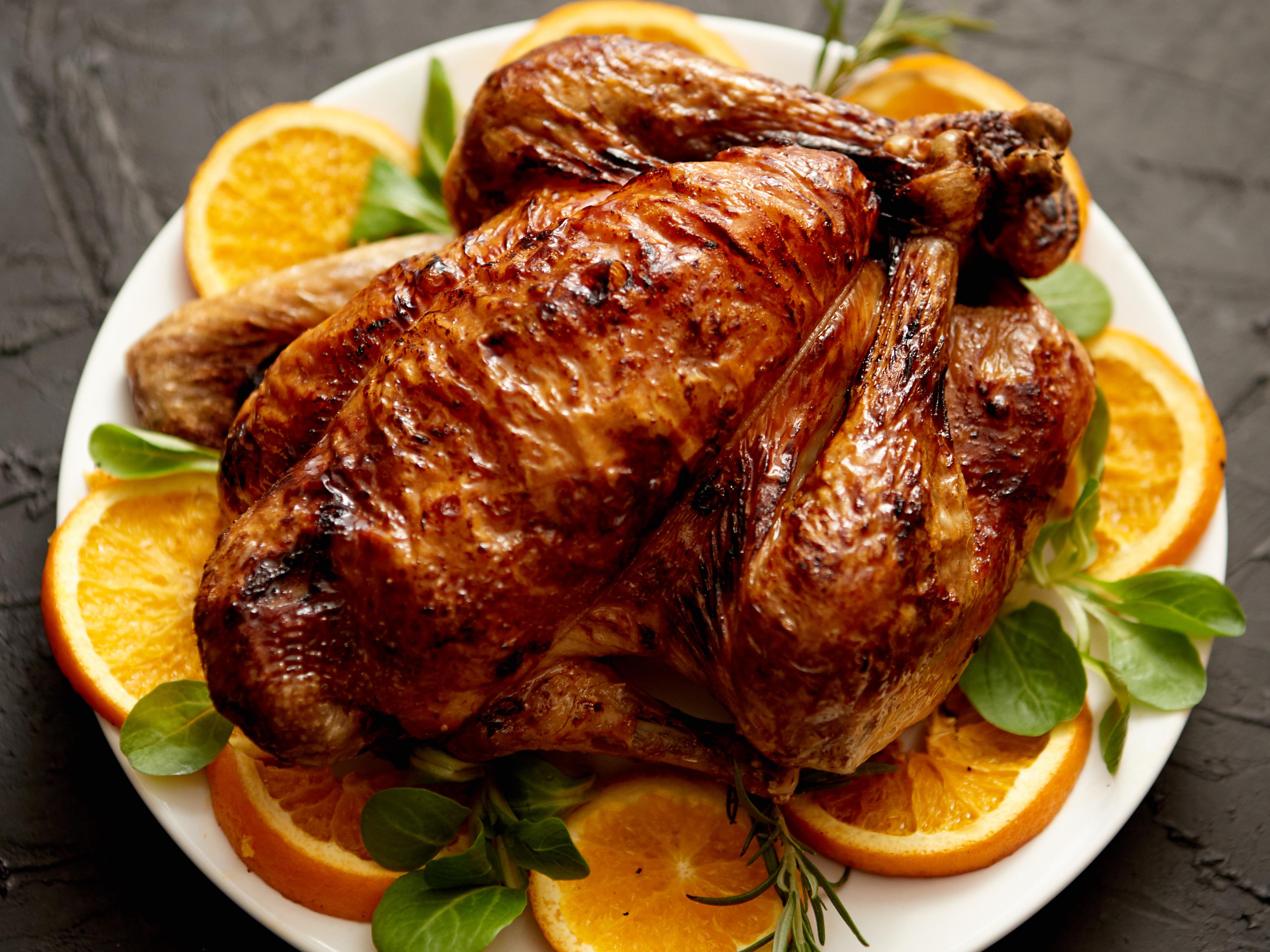 Jerk Spiced Turkey