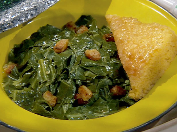 Spicy Southern Collard Greens